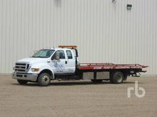 2006 FORD F650 Extended Cab S/A