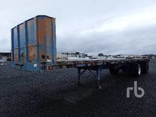 40 Ft x 96 In. Spread Axle Hibo
