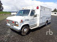 1986 FORD E350 Ambulance