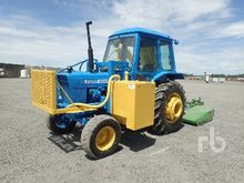 FORD 6600 Side Boom Mower 2WD T