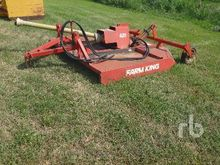 FARM KING 620 3 Point Hitch Rot