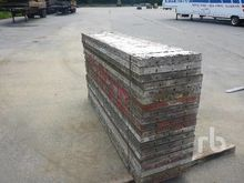 QUANTITY OF 8 x 2 Concrete Form