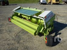 2009 CLAAS PU300 10 Ft Pick-Up