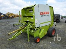 2005 CLAAS ROLLANT 160 Round Ba