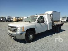 2007 CHEVROLET 3500HD Flatbed T