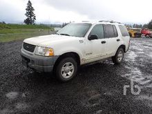 2002 FORD EXPLORER XLS 4x4 Spor