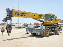 2004 GROVE RT530E 30 Ton 4x4x4