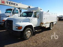 1997 FORD FSERIES S/A Utility T