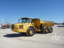 2005 VOLVO A30D 6x6 Articulated