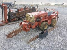 1992 DITCH WITCH 350SXDD Trench