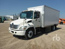 2010 HINO 268A Reefer Truck