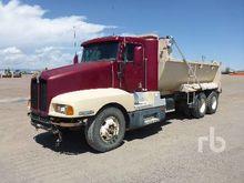 1993 KENWORTH T600 Dump Truck (
