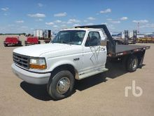 1997 FORD F-SUPER DUTY Flatbed