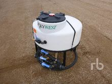 POLYWEST 80 Gallon Chem Handler