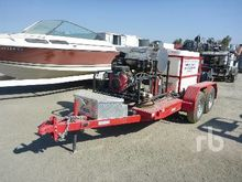 2015 METAL CRAFT TRAILERS T/A P