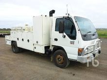 2004 ISUZU NPR400 4x2 Table Top