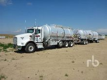 2013 KENWORTH T800 120 Barrel T