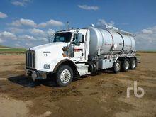 2011 KENWORTH T800 120 Barrel T