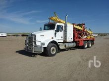 2008 KENWORTH T800 T/A Truck Mo