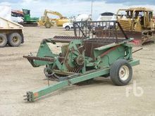 CROWN ROTARY 5 Ft Rock Picker
