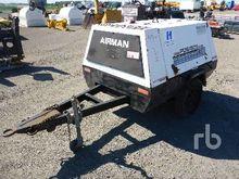 AIRMAN PDS130S S/A Air Compress