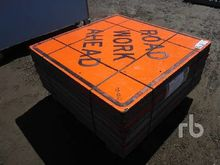 4x4 Ft Construction Sign Board