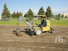 TMX Tow Behind Mobile Excavator