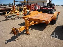 1971 DITCH WITCH 12 Ft x 6 Ft 3