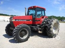 1991 CASE 7140 MFWD Tractor