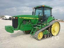 JOHN DEERE 8400T Track Tractor