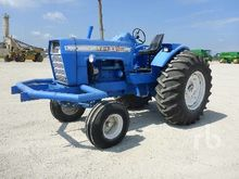 FORD 8000 2WD Tractor