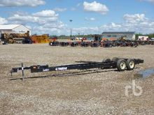 TRAILTECH 200HD T/A Swather Tra