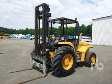 2007 JCB 926-4 5500 Lb Rough Te