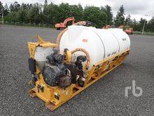 2011 VERMEER MX240 1100 Gallon