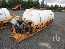 2012 VERMEER MX240 1100 Gallon
