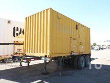 CATERPILLAR SR4B 545 KW Contain
