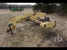 SCHULTE 14 Ft Rock Rake Agricul