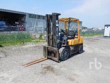 TCM FHG30N5T 5100 Lb Forklifts