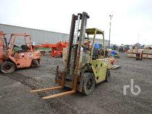 CLARK C500HY50 5000 Lb Forklift