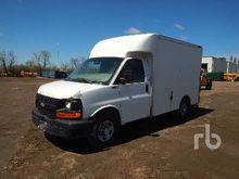 2006 GMC 3500 Van Truck