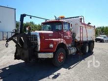 1989 FORD L9000 T/A Plow/Sander