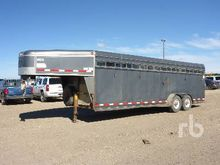 2001 SOUTHLAND 24 Ft T/A Horse