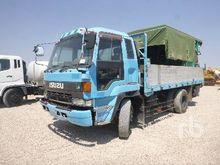 1993 ISUZU U-CVR70FD 4x2 Fuel &