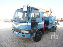 1990 HINO FD3HGA-1116 Flatbed T