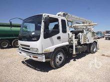 ISUZU FSR33H Concrete Pump Truc