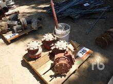 (4) Reinke Gear Boxes Agricultu