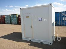 2017 Portable Restroom Mobile S