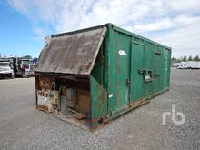 20 Ft Storage Container Equipme