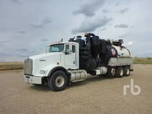 2011 KENWORTH T800 3200 Gallon