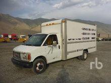 1999 GMC SAVANA Van Truck